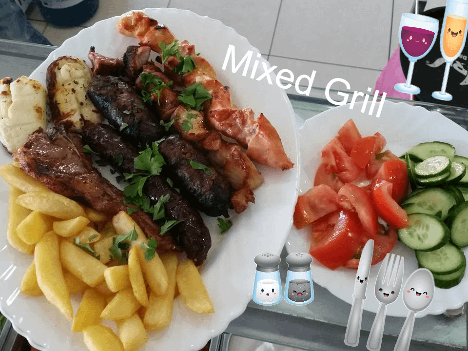 MIXED GRILL ARISTOS-KIKI