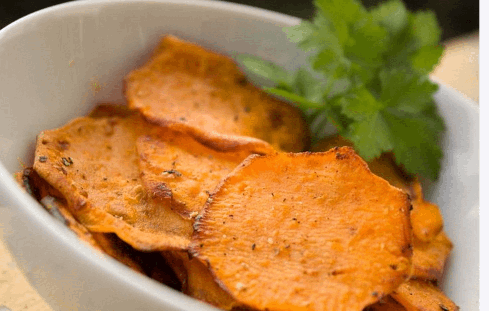 chips λαχανικών